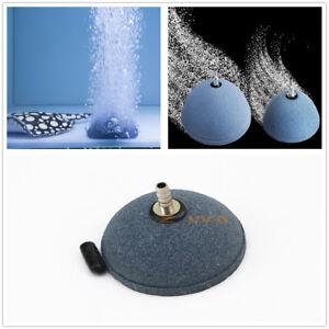60MM Air Stone Bubble Disk Aerator Aquarium Fish Tank Pump Hydroponic Oxygen