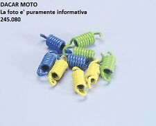 245.080 CONJUNTO MUELLES EMBRAGUE POLINI MBK : DOODO 150 Carburador