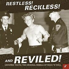 Various - Restless! Reckless! And Reviled! (Untamed Youth, (NEW 3 x CD)