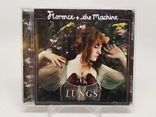 Florence & the Machine Lungs CD Classic Album