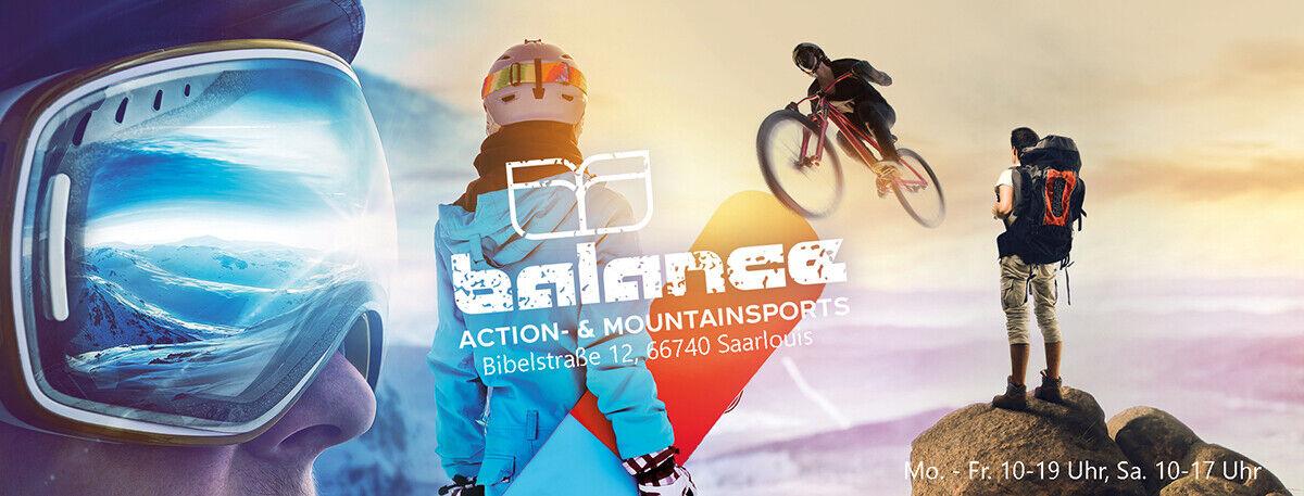 Balance Action-&Mountainsports