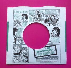 S31 Ten Replica/Copies Of Original Early Parlophone Label,  Record Sleeve