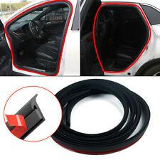 5M Rubber Car Door Edge Seal Strip Hood Trunk Edge Trim Moulding Weatherstrip