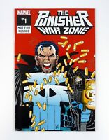 THE PUNISHER WAR ZONE #1 Marvel Comics Not For Resale Promo NM- 1992
