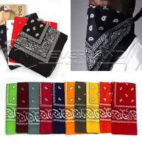 Ciclismo Pañuelo De Cabeza Cabeza Bandana 11 Colores Paisley scarf