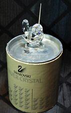 Swarovski Crystal Medium Mouse, Version 2 – Old Stock in original box
