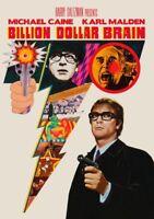 Billion Dollar Brain [New DVD]