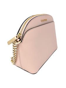 Michael Kors Emmy Saffiano Women`s Crossbody Bag - Powder Blush (35S9GTVC2L-424)