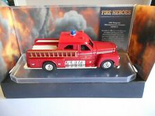 Corgi Fire Heroes CS90012 Seagrave Sedan Pumper San Francisco + Box