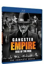 Gangster Empire: Rise of the Mob - RARE Complete Series (Blu-ray Disc, 2013)