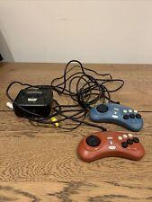 Radica Mega Drive Plug and Play STREET FIGHTER II 2 player TV game