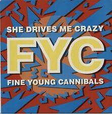 "Fine Young Cannibals She drives me crazy (1988) [Maxi 12""]"