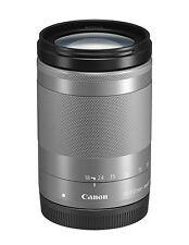 CANON EF-M 18-150mm F3.5-6.3 IS STM Lens (Silver) CANON Mirrorless M10 M3 M5 M6