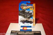 Hot Wheels - 71 El Camino - 2012 New Models - HW Stunt - 49/247 1:64 Black