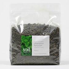 Champion Fertiliser Slow Release Organic Fertiliser 4.6kg