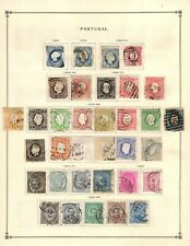 Portugal Collection from Strong Scott International 1840-1940 Album - Strong