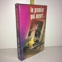 James Patterson LE PREMIER QUI MEURT Thriller France Loisirs - NEUF - YY-14305