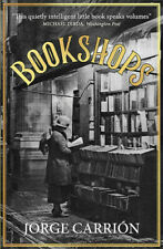 Bookshops by Jorge Carrion Paperback FREE SHIPPING