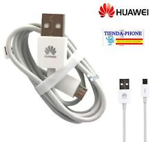 Original Genuino Micro USB Datos Cargador Cable para Huawei Ascend P6 P7 P8 Mate