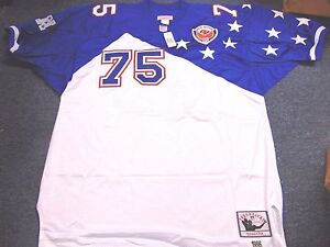 MITCHELL & NESS NFL THROWBACK ALL-PRO LOMAS BROWN 1996 JERSEY SIZE 56