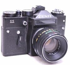ZENIT 11 SLR Camera With Helios-44-2 58mm f/2 M42 Mount Lens  - C68