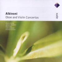 Piero Toso / Pierre Pierlot - Albinoni : Oboe & And Violin (NEW CD)