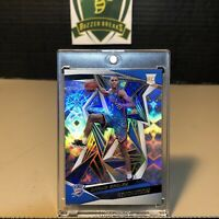 Darius Bazley Thunder GALACTIC SSP 2019-20 Revolution RC Ultra Rare CASE HIT 🔥