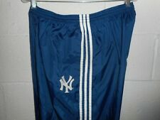 Vintage 90s Adidas New York Yankees Windbreaker Pants XL