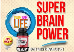 Brain Damage supplement | Brain control | Brain Booster | Super Brain 60 Caps