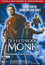 Bulletproof Monk (DVD, 2003) R4 PALvery good condition FREE POST