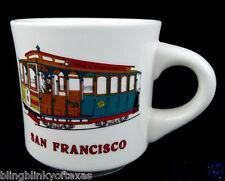 Powell Hyde Trolley Car Mug San Francisco Coffee Cup