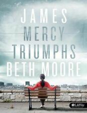 James - Bible Study Book: Mercy Triumphs by Beth Moore (Paperback / softback, 2…