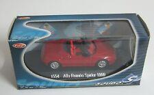 Solido today 1/43 1554 Alfa romeo spider 1999 TBE avec boite