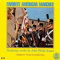 Regimental Army Band : Favorite American Marches CD