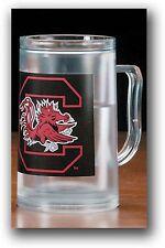 USC University South Carolina GAMECOCKS 16 oz  FREEZABLE GEL MUG NCAA