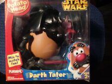 Star Wars Darth Vader Mr. Potato Head Darth Tater Playskool new Disney