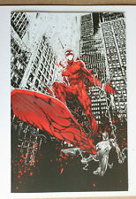 CARNAGE BLACK WHITE AND BLOOD #1 KAEL NGU CONVENTION EXCLUSIVE LIMITED TO 500