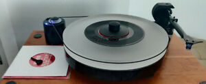 PRO-JECT PROJECT RPM5 TURNTABLE + SUMIKO BLUEPOINT 2 MC CARTRIDGE + MANUAL/BOX