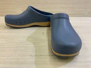 Dansko Kane Clog, Women's Size 8.5-9M 39EU - Blue