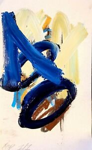 CORBELLIC ABSTRACT ORIGINAL EXPRESSIONISM MODERN ACRYLIC COLLECTIBLE FINE ART