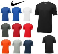Nike Dri FIT CottonPoly Long Sleeve Tee | Performance | T