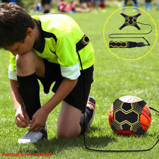 Football Star Kick Practice Train Aid Soccer Football Trainer Return Accessory