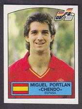 Panini - Euro 88 - # 135 Chendo - Espana