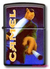 "RARE 1996 Zippo black matte Camel lighter ""Big Joe""  CZ 126"