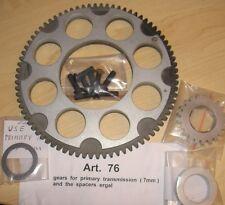 1968-74 Honda CB250 350 Cappellini #76 transmission 7mm wide primary gear kit