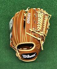 """Wilson A2000 11.75"""" D33 Pitchers Baseball Glove - WTA20RB20D33"""
