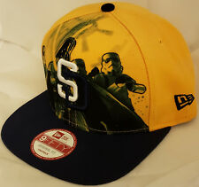NWT NEW ERA San Diego PADRES SD STAR WARS 9FIFTY SNAPBACK adjustable mlb cap hat