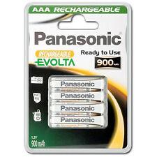 16x AKKUS AAA PANASONIC EVOLTA P-03 /LR03 rechargeable 900 mAh  1,2 Volt - MICRO