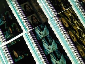 Lord Of The Rings Return Of The King Movie 60 x 35mm Orig Film Cells 12 Strips b