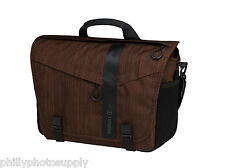 Tenba Messenger DNA 13 BAG COPPER Camera Bag > Quick Access to your gear fast!